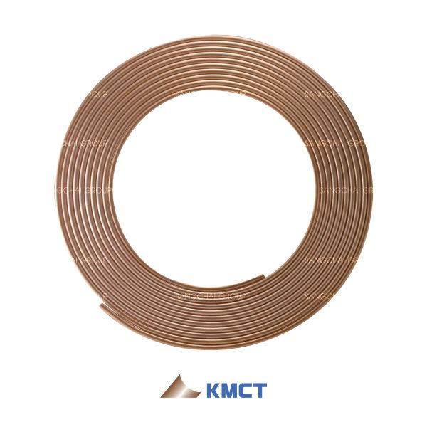 ท่อทองแดงชนิดม้วน KMCT 1/4″ #18 1