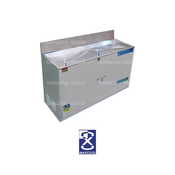 ตู้ทำน้ำเย็น-MAXCOOL-รุ่น-MC-R2-แบบน้ำพุ