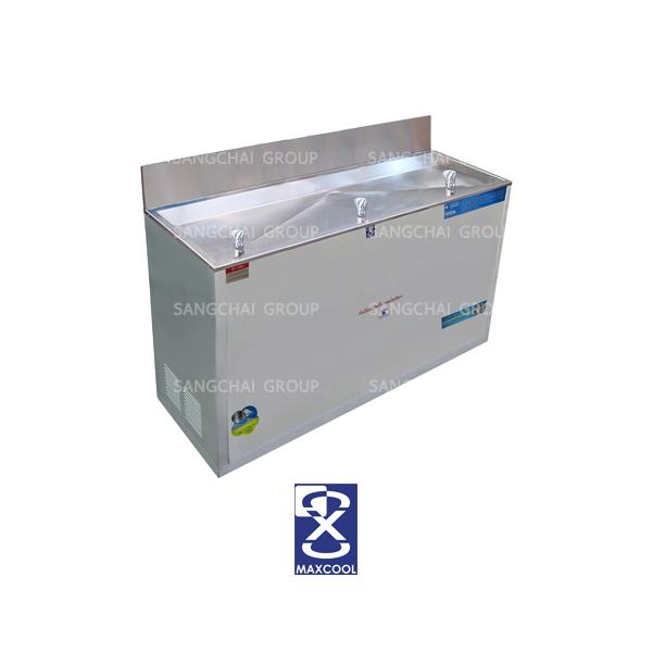 ตู้ทำน้ำเย็น-MAXCOOL-รุ่น-MC-R3-แบบน้ำพุ