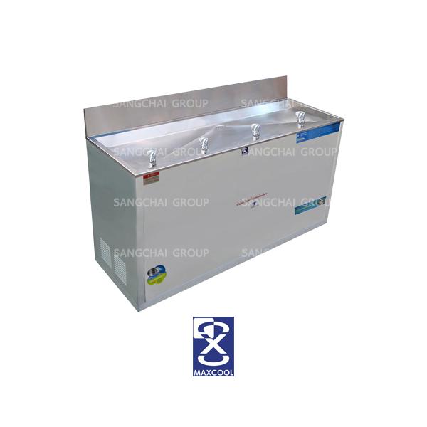 ตู้ทำน้ำเย็น-MAXCOOL-รุ่น-MC-R4-แบบน้ำพุ