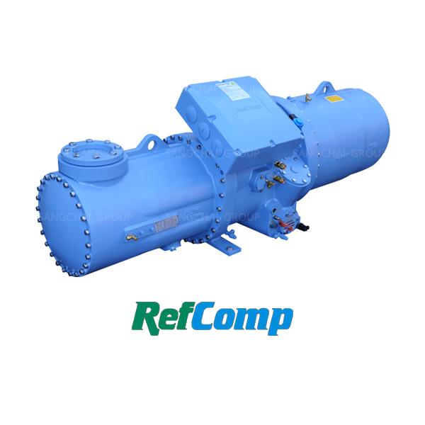 คอมเพรสเซอร์สกรู RefComp 134-S-240W R134a 1