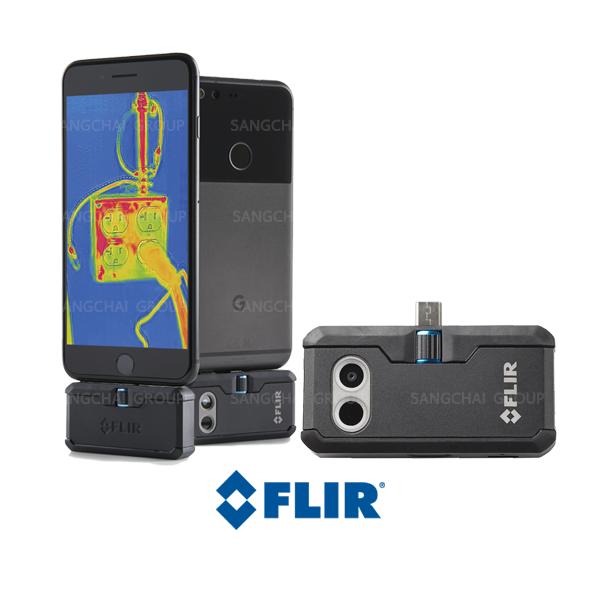 กล้องถ่ายภาพความร้อนสำหรับระบบ Android FLIR ONE PRO [เฉพาะ