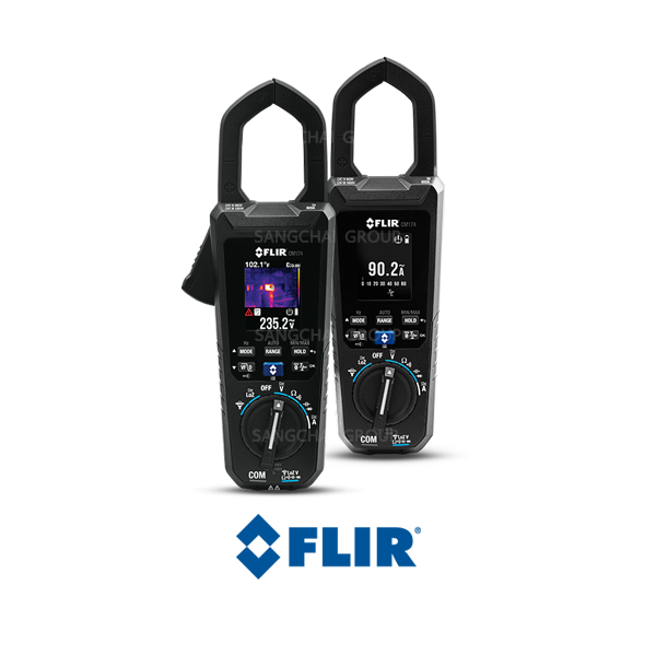 FLIR-CM174-แคลมป์มิเตอร์ติดกล้องถ่ายภาพความร้อน